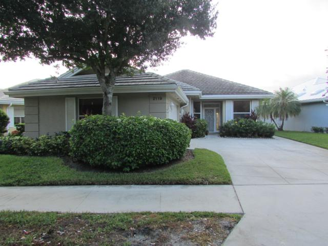 2119 SW Mayflower Drive, Palm City, FL 34990 (MLS #RX-10548359) :: Berkshire Hathaway HomeServices EWM Realty