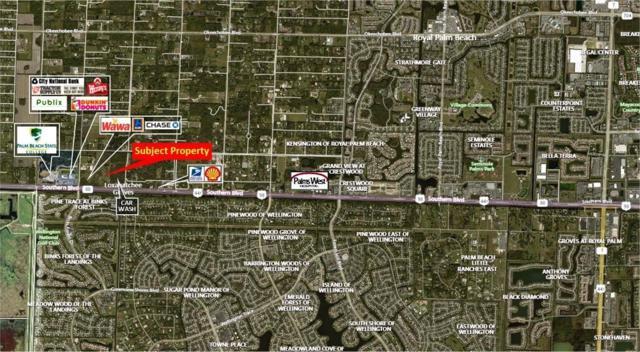 0 Southern Boulevard, Loxahatchee Groves, FL 33470 (#RX-10548422) :: Weichert, Realtors® - True Quality Service
