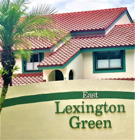 9 Lexington Lane E D, Palm Beach Gardens, FL 33418 (#RX-10548455) :: Ryan Jennings Group