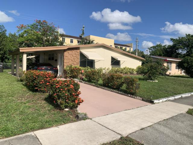 3450 NW 43 Avenue, Lauderdale Lakes, FL 33319 (MLS #RX-10548467) :: Castelli Real Estate Services