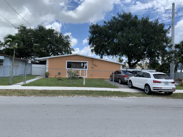 1901 NW 155 Street, Miami Gardens, FL 33054 (#RX-10548469) :: Ryan Jennings Group