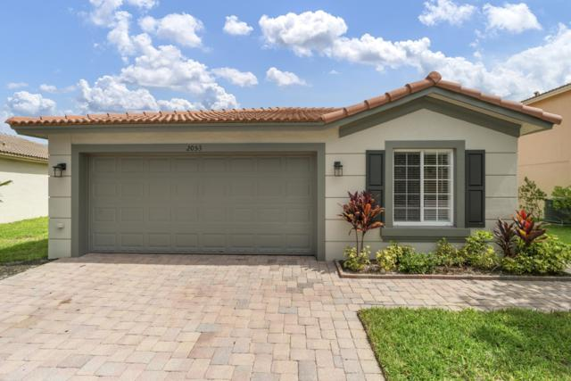 2053 SW Providence Place, Port Saint Lucie, FL 34953 (MLS #RX-10548511) :: Berkshire Hathaway HomeServices EWM Realty