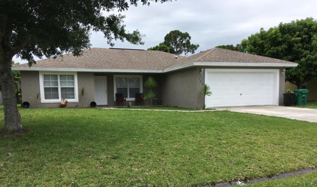 156 SW Todd Avenue, Port Saint Lucie, FL 34983 (MLS #RX-10548522) :: Berkshire Hathaway HomeServices EWM Realty