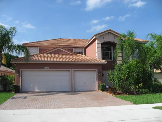 12311 Saint Simon Drive, Boca Raton, FL 33428 (MLS #RX-10548531) :: The Paiz Group