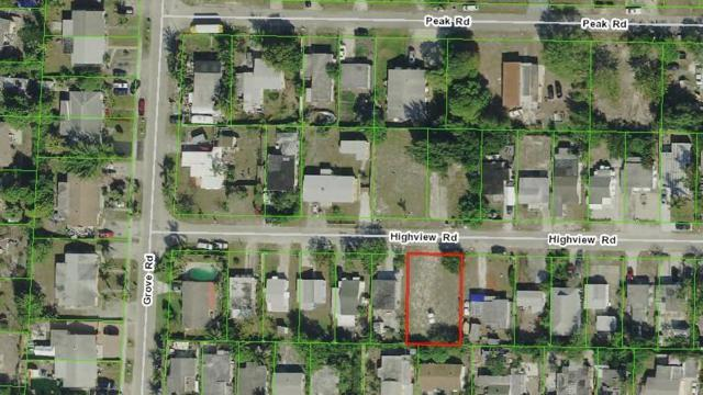 1192 Highview Road, Lake Worth, FL 33462 (#RX-10548544) :: Ryan Jennings Group