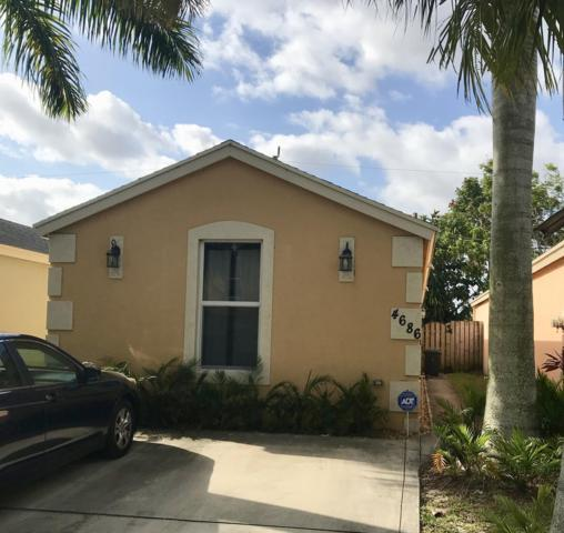 4686 Clemens Street, Lake Worth, FL 33463 (#RX-10548546) :: Ryan Jennings Group