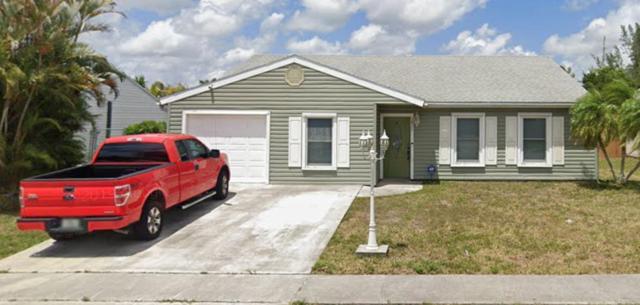 7811 Canal Drive, Lake Worth, FL 33467 (#RX-10548550) :: Ryan Jennings Group