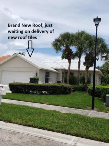 7916 SE Double Tree Drive, Hobe Sound, FL 33455 (MLS #RX-10548563) :: Castelli Real Estate Services