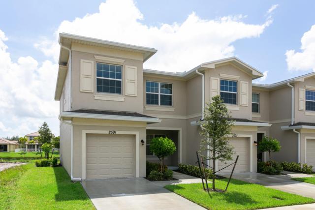 2591 NW Treviso Circle, Port Saint Lucie, FL 34986 (MLS #RX-10548566) :: The Paiz Group