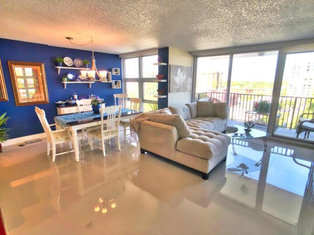 525 N Ocean Boulevard #714, Pompano Beach, FL 33062 (MLS #RX-10548568) :: Berkshire Hathaway HomeServices EWM Realty