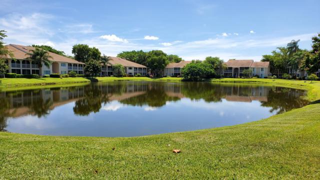 13750 Oneida Drive H1, Delray Beach, FL 33446 (MLS #RX-10548736) :: Berkshire Hathaway HomeServices EWM Realty