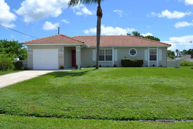 6949 NW Daffodil Lane, Port Saint Lucie, FL 34983 (#RX-10548742) :: Ryan Jennings Group