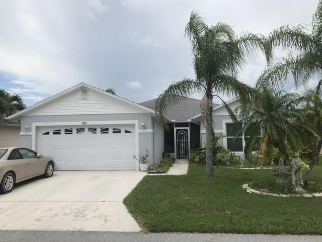6633 Gaviota, Fort Pierce, FL 34951 (MLS #RX-10548771) :: Berkshire Hathaway HomeServices EWM Realty