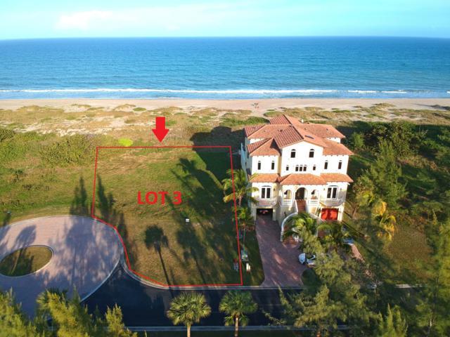 0 S Ocean Drive Lot 6, Hutchinson Island, FL 34949 (#RX-10548838) :: Weichert, Realtors® - True Quality Service