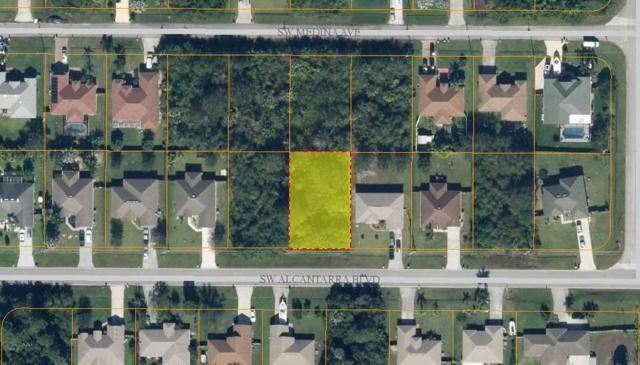 1217 SW Alcantarra Boulevard, Port Saint Lucie, FL 34953 (#RX-10548919) :: Ryan Jennings Group
