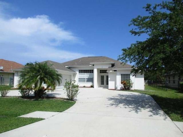 5481 NW Cambo Court, Port Saint Lucie, FL 34986 (#RX-10548988) :: Weichert, Realtors® - True Quality Service