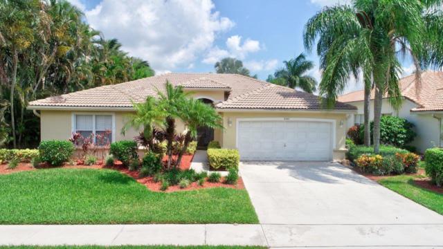6302 Old Medinah Circle, Lake Worth, FL 33460 (MLS #RX-10549071) :: The Paiz Group