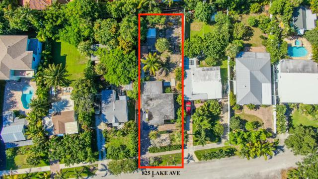 825 N Lake Avenue, Delray Beach, FL 33483 (#RX-10549200) :: Ryan Jennings Group