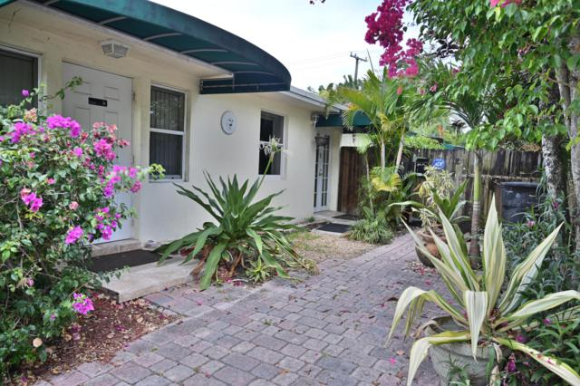 1306 NE 14th Avenue 1-2, Fort Lauderdale, FL 33304 (#RX-10549271) :: Weichert, Realtors® - True Quality Service