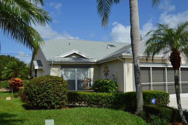 4319 SE Brittney Circle, Port Saint Lucie, FL 34952 (MLS #RX-10549323) :: The Paiz Group