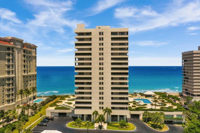 5280 N Ocean Drive 15C, Singer Island, FL 33404 (#RX-10549384) :: Ryan Jennings Group