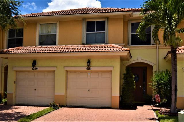 6161 Seminole Gardens Circle, Riviera Beach, FL 33418 (#RX-10549467) :: Weichert, Realtors® - True Quality Service