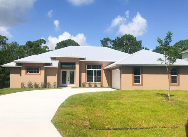 4026 SW Canrady Street, Port Saint Lucie, FL 34953 (#RX-10549529) :: Ryan Jennings Group