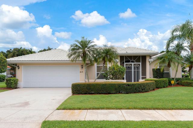 413 SW Sycamore Cove, Port Saint Lucie, FL 34986 (#RX-10549571) :: Ryan Jennings Group