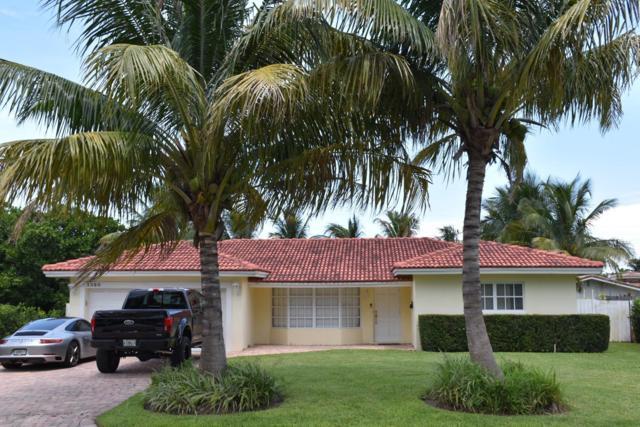 3860 NE 22nd Way, Lighthouse Point, FL 33064 (#RX-10549687) :: Premier Listings