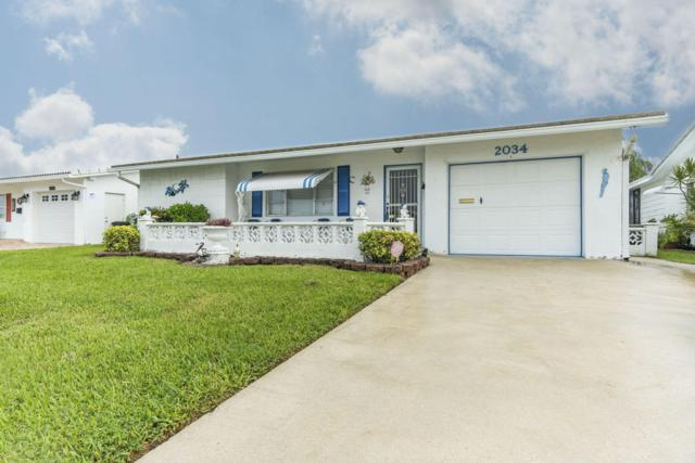 2034 SW 19th Avenue N, Boynton Beach, FL 33426 (#RX-10549753) :: Ryan Jennings Group