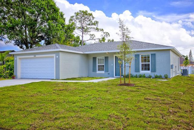 1679 SW La Gorce Avenue, Port Saint Lucie, FL 34953 (#RX-10549810) :: Weichert, Realtors® - True Quality Service