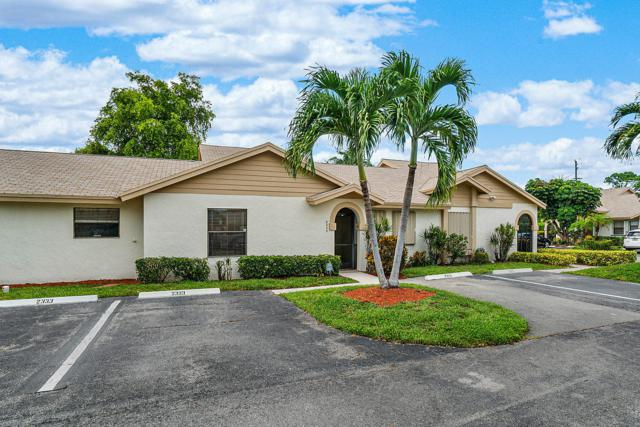 2333 NW 13th Court, Delray Beach, FL 33445 (#RX-10549862) :: Weichert, Realtors® - True Quality Service
