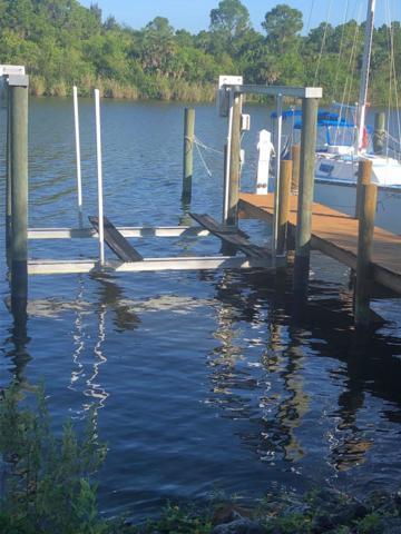 7 SW Pennsylvania Avenue Dock # 7, Stuart, FL 34997 (MLS #RX-10549934) :: The Paiz Group