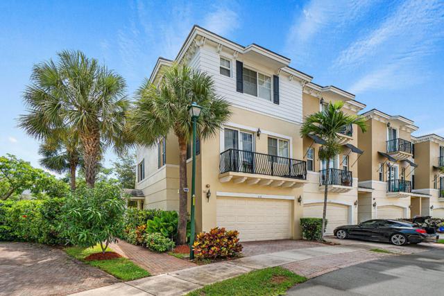 616 NW 38th Circle, Boca Raton, FL 33431 (#RX-10550038) :: Weichert, Realtors® - True Quality Service