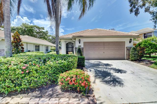 4365 Sherwood Forest Drive, Delray Beach, FL 33445 (MLS #RX-10550242) :: Laurie Finkelstein Reader Team