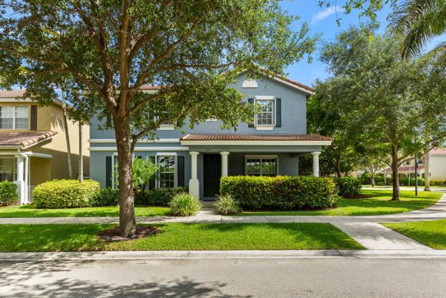 1491 W Bexley Park Drive, Delray Beach, FL 33445 (MLS #RX-10550265) :: The Paiz Group