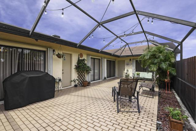1100 Summit Place Circle A, West Palm Beach, FL 33415 (MLS #RX-10550296) :: The Paiz Group