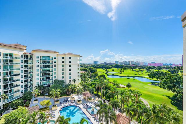 550 SE Mizner Boulevard B802, Boca Raton, FL 33432 (#RX-10550354) :: Ryan Jennings Group