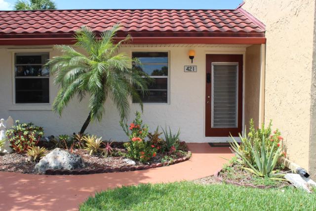 421 Lake Evelyn Drive, West Palm Beach, FL 33411 (#RX-10550462) :: Ryan Jennings Group