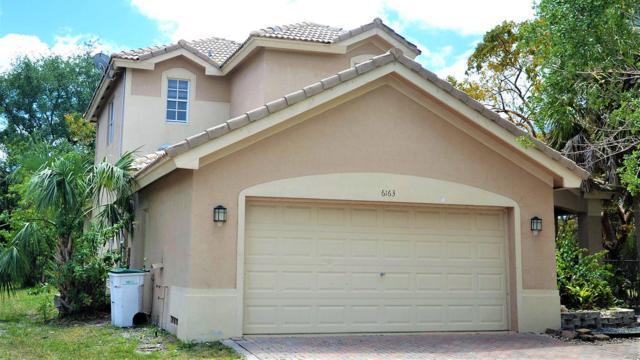 6163 NW 110th Avenue, Parkland, FL 33076 (#RX-10550619) :: Premier Listings