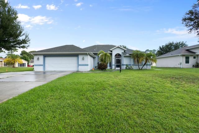 3501 SW Carmody Street, Port Saint Lucie, FL 34953 (#RX-10550731) :: Ryan Jennings Group