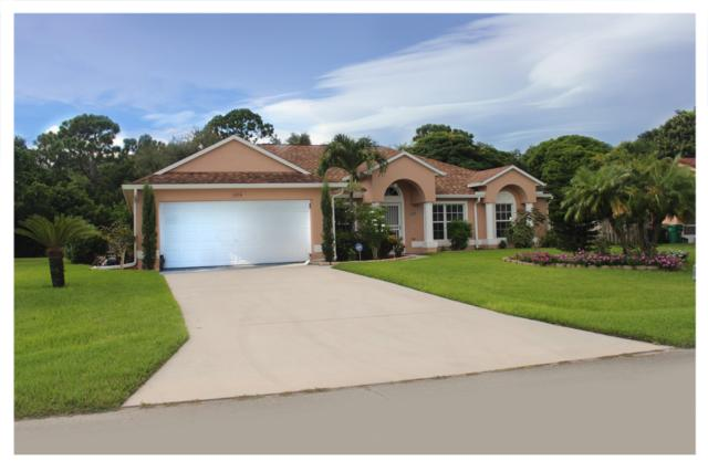 1438 SW Sudder Avenue, Port Saint Lucie, FL 34953 (#RX-10550865) :: Ryan Jennings Group