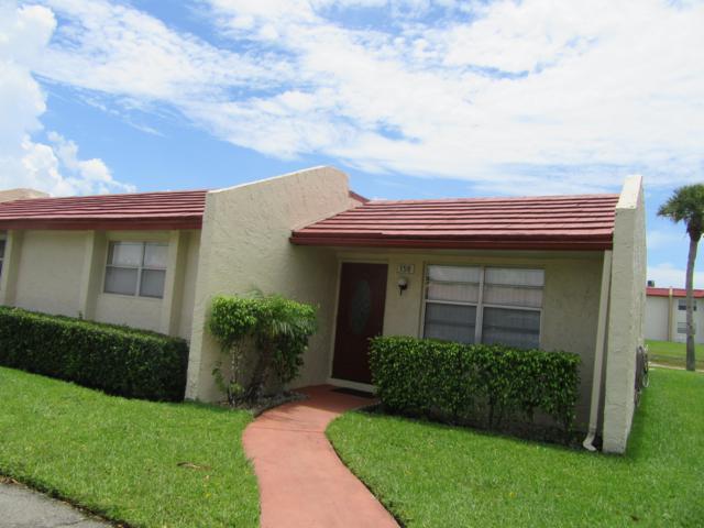 158 Lake Anne Drive, West Palm Beach, FL 33411 (MLS #RX-10550995) :: The Paiz Group