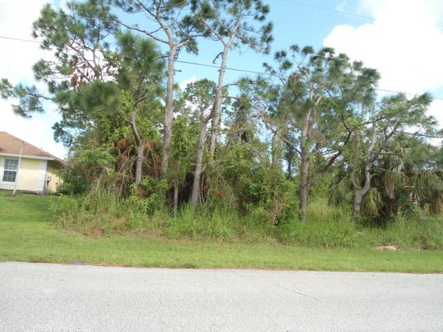 757 NW North Macedo Boulevard, Port Saint Lucie, FL 34983 (#RX-10551122) :: Ryan Jennings Group