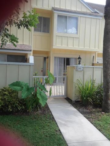 6391 Riverwalk Lane #2, Jupiter, FL 33458 (#RX-10551310) :: Weichert, Realtors® - True Quality Service