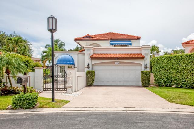 3548 Ensign Circle, Delray Beach, FL 33483 (MLS #RX-10551603) :: Berkshire Hathaway HomeServices EWM Realty