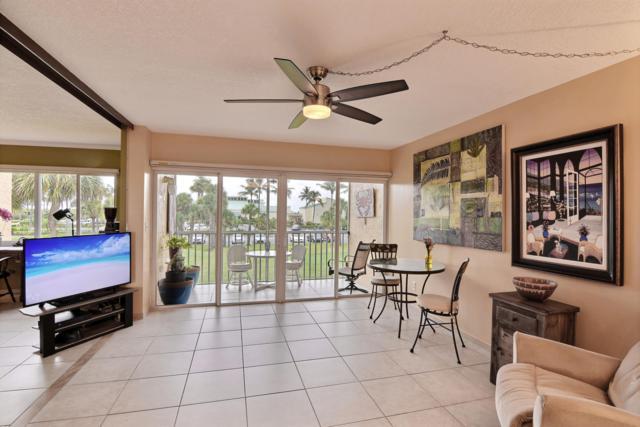 2400 S Ocean Drive #724, Fort Pierce, FL 34949 (#RX-10551605) :: Weichert, Realtors® - True Quality Service