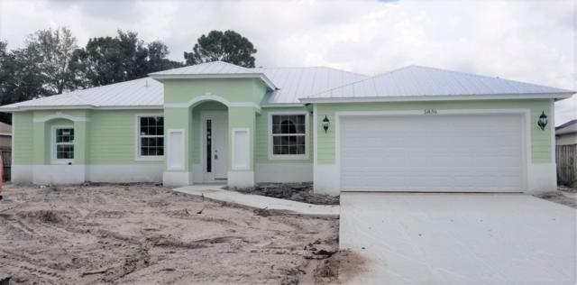 5836 NW Zenith Drive, Port Saint Lucie, FL 34986 (#RX-10551645) :: Ryan Jennings Group