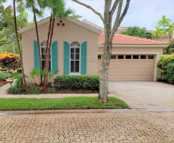 45 Via Verona, Palm Beach Gardens, FL 33418 (#RX-10551734) :: The Reynolds Team/ONE Sotheby's International Realty