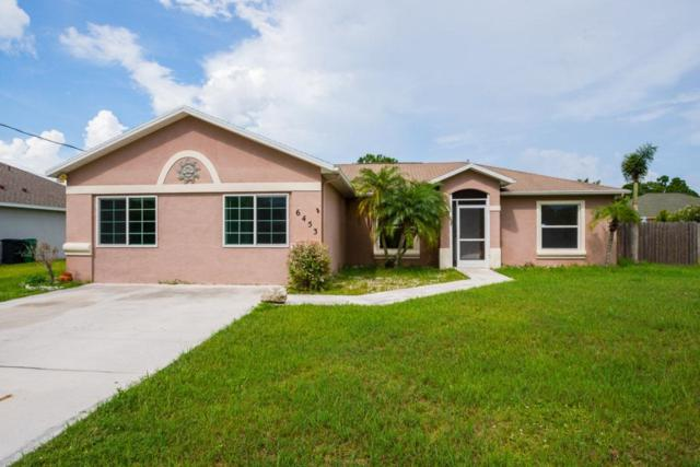 6453 NW Volucia Drive, Port Saint Lucie, FL 34986 (#RX-10551755) :: Ryan Jennings Group